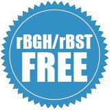 rBGH-rBST-free